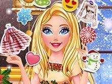 Ellie's Christmas Makeup Trends
