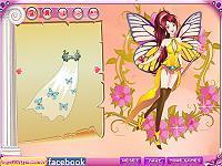 Flowers Princess Fairy
