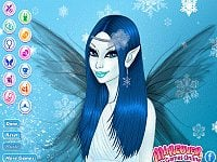 Winter Fairy Make Up