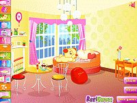 Pajama Party Room Decoration