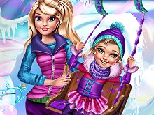Princesses Winter Amusement