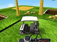 Golf Cart Parking Challenge