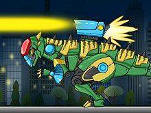 Repair Dino Robot - Stegoceras