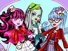 Monster High Glam Up