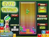 Elite Tetris