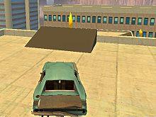 Rooftop Car Stunts
