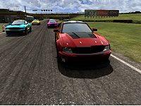 MG Racing game