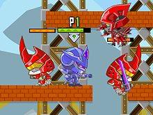 SD Robo Battle Arena