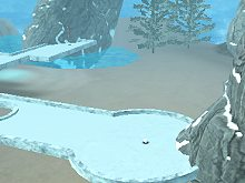 Winter Golf 3D