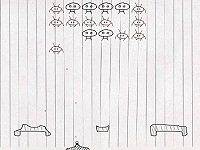 Notebook Invaders