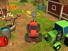 Tractor Parking 2