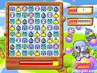 Cute Pets Bubble Puzzle