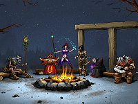 Heroes of Mangara - The Frost Crown