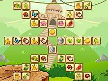 Monkey Mahjong Connect