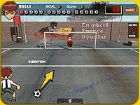 Ben 10 Super Penalty 2