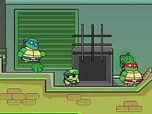 Turtles Save New York
