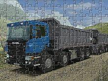 Scania Trailer Truck