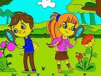 Kids Fun Time Coloring