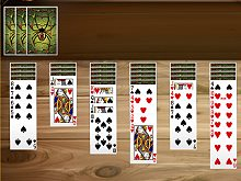 Spider Solitaire - FunnyGames