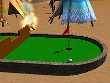 Mini Golf: Western