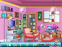 Hidden Objects - Study Room