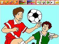Football - Soccer - 1