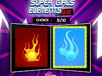 Super Girl Quiz