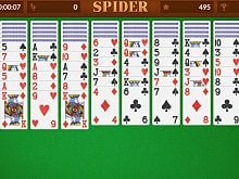 Spider Solitaire Big