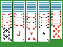 Spider Solitaire Gameboss