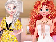 Princesses - Get Ready with Me!