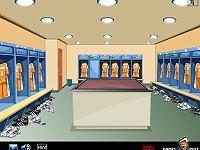 Soccer Room Escape