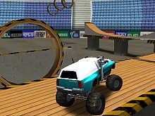 Monster Truck 3D Arena Stunts