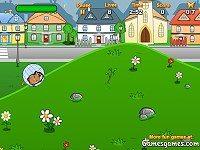 Downhill Hamsterball