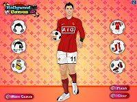 Cristiano Ronaldo Dressup