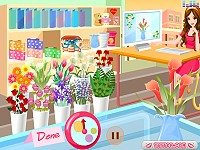 Flower Shop Game