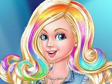 Super Barbie Ombre Hair