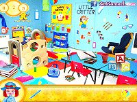 Kids Playroom Hidden Objects
