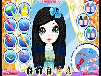 Princess' Summer Hair