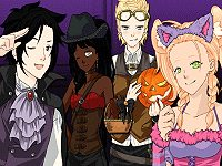 Manga Creator: Halloween Special