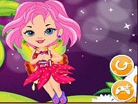 Strawberry Fairy Dressup