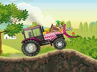 Tractors Power Adventure