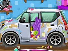 Car Wash Cleanup 2