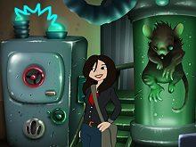 Katjas Escape 2 - The Mad Scientists Lab