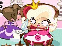 Princess Slacking