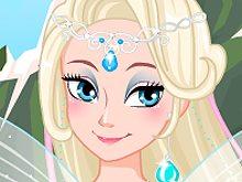 Ice Fairy Elsa