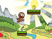 Gingerbread Man Super Jump