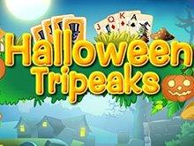 Halloween Tripeaks Mobile