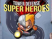 Tower defense : Super heroes