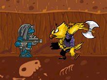 Underground War 5
