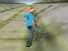 Amazing Skater 3D